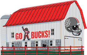 The Barn Wooster Ohio Osu Barn With Helmet The Cat U0027s Meow Village