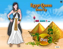 Egyptian Princess Dress Up Game Games For Girls Box