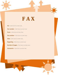 fax templates for word 82 best word business templates images on