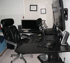 ultimate computer workstation 34 best computer room images on
