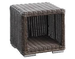 Coronado Patio Furniture by 4 Pc Coronado Wicker Sectional Set Patio Productions