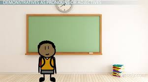 demonstrative pronouns definition u0026 examples video u0026 lesson