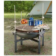 Firepit Grills Adjustable Pit Grill Grate Place And Pits