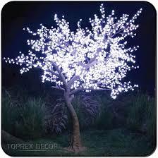 Tree Led Lights Led Cherry Blossom Tree Lights Led Cherry Blossom