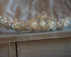 tiaras uk swarovski tiara etsy