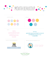 how to create a style guide for your blog food bloggers of canada