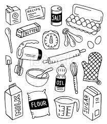 dessin ustensile de cuisine les 289 meilleures images du tableau coloriages sur