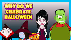 why do we celebrate halloween english story for kids