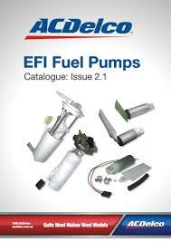 catalogo bombas de combustible electricas