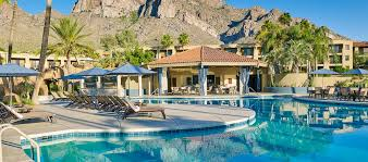 Home Plans With A Courtyard And Swimming Pool In The Center Hilton Tucson El Conquistador Resort Hotel In Tucson Az