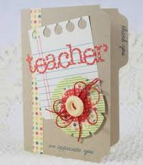 7 last minute handmade gifts and cards for teacher u0027s day