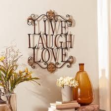 wall decor for living room wayfair