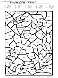coloring pages for 1 graders color by number addition worksheets