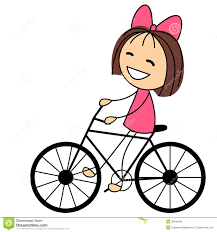 tricycle cartoon little clipart tricycle pencil and in color little