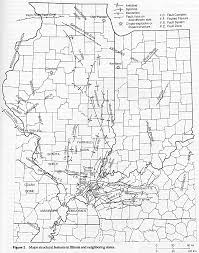 Black And White United States Map by Illinois State Geological Survey Earthquake Maps Isgs