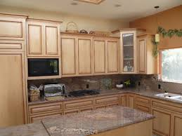 Natural Maple Kitchen - Natural maple kitchen cabinets