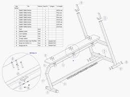 Gym Bench Size Olympic Flat Bench Press Plans Plans To Build Your Own Gym