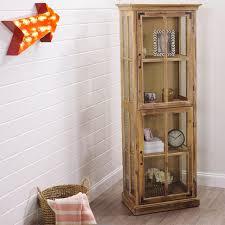 Oak Curio Cabinets Curio Cabinet Redurioabinet Oak Legsredornerabinetred Legs World