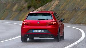 seat leon cupra 300 2017 review by car magazine
