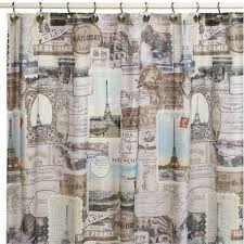 paris shower curtain bed bath and beyond paris shower curtain bed bath and beyond masculine shower curtains black and white striped shower download