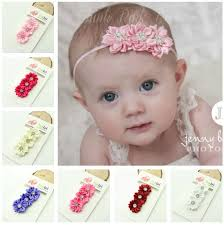 hair accessories for kids baby phalaenopsis headbands 3d flower hairbands kid children