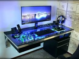 Unique Computer Desk Ideas Cool Computer Desk Setups Cool Computer Setups And Gaming Setups