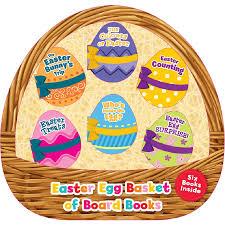 easter egg basket easter egg basket of board books big w