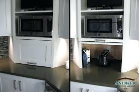 Roller Door Cabinets Kitchen Garage Door Rage Door Service Custom Doors Cabinets By