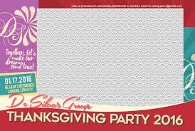 layout design thanksgiving alison p de silva