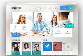 Jobs And Resume by 15 Best Job Board Wordpress Themes 2017 Antthemes