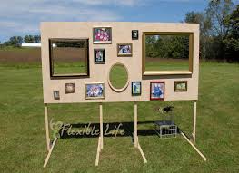 diy wedding photo booth diy wedding photo booth prop wall a