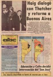 13 abril 1982 como hoy abc color