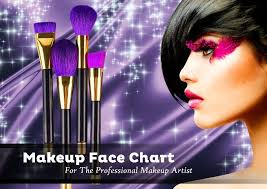 professional makeup books 30 best charts images on and charts