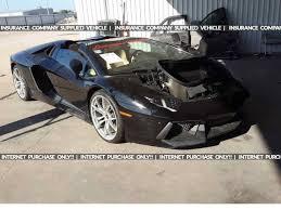 salvage lamborghini aventador for sale salvage 2015 lamborghini aventador coupe for sale certificate of