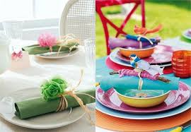 Summer Table Decorations Summer Garden Party Table Decorating Ideas In Exotic Colors