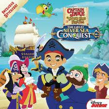 captain jake land pirates sea