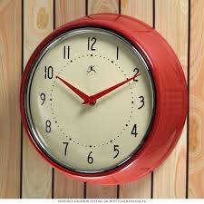 decorative wall clocks and thermometers retroplanet com