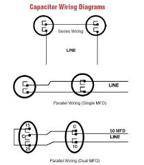 motor capacitor wiring diagram efcaviation com