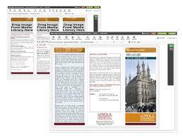 6 panel brochure template google brochure template google doc