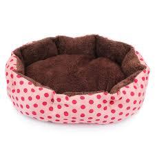 Washable Dog Beds Washable Pet Bed Cushion Dog Cat Warm Mat Soft Pad Puppy Sleeping
