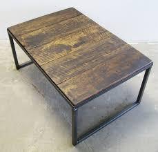 amalgam steel coffee table medium designs