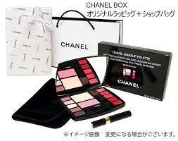 travel chanel images Chanel travel makeup palette makeup essential with travel mascara jpg