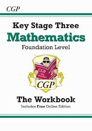 Ks3 Forces Worksheet Ks3 Maths Workbook With Online Edition Foundation Workbook