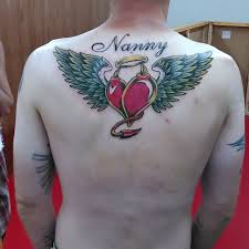 16 heart with wings tattoo designs ideas design trends