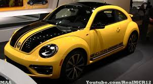2013 volkswagen beetle gsr and 2014 volkswagen beetle gsr turbo limited edition youtube