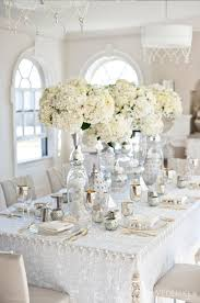 Silver Centerpieces For Table 141 Best Glam Wedding Decor Traditional Images On Pinterest