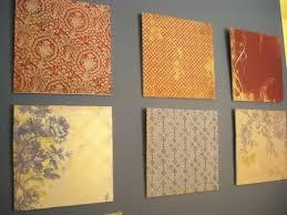 Diy Paintings For Home Decor Best 25 Scrapbook Wall Art Ideas On Pinterest Fabric Canvas Art