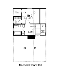 Mother In Law Quarters Floor Plans by Cottage Style House Plan 2 Beds 2 00 Baths 1093 Sq Ft Plan 312 619