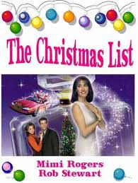 the christmas list dvd mimi rogers rob stewart www