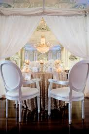 Rose Petal Table Cloth Romantic Décor Options For Your Wedding Sweetheart Table Inside